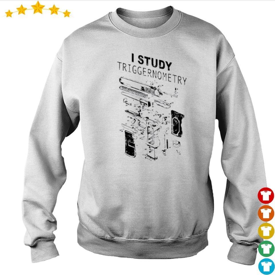 Offcial I study triggernometry s sweater