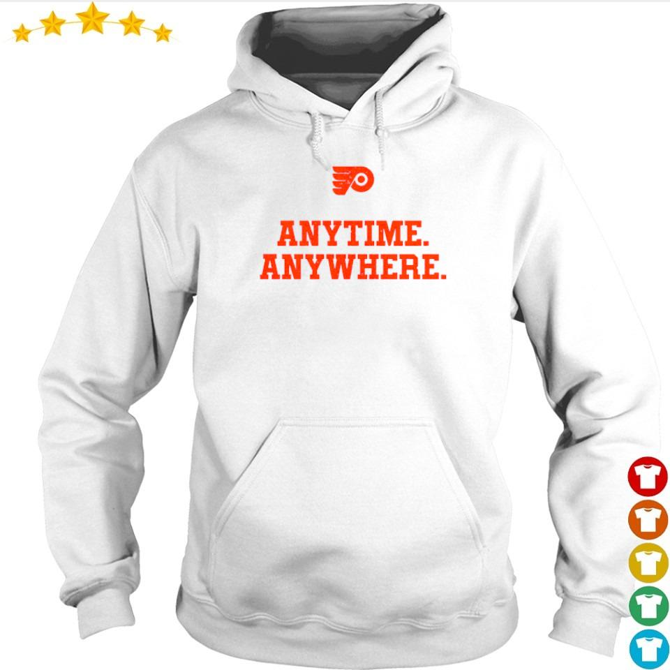 Official Anytime anywhere s hoodie