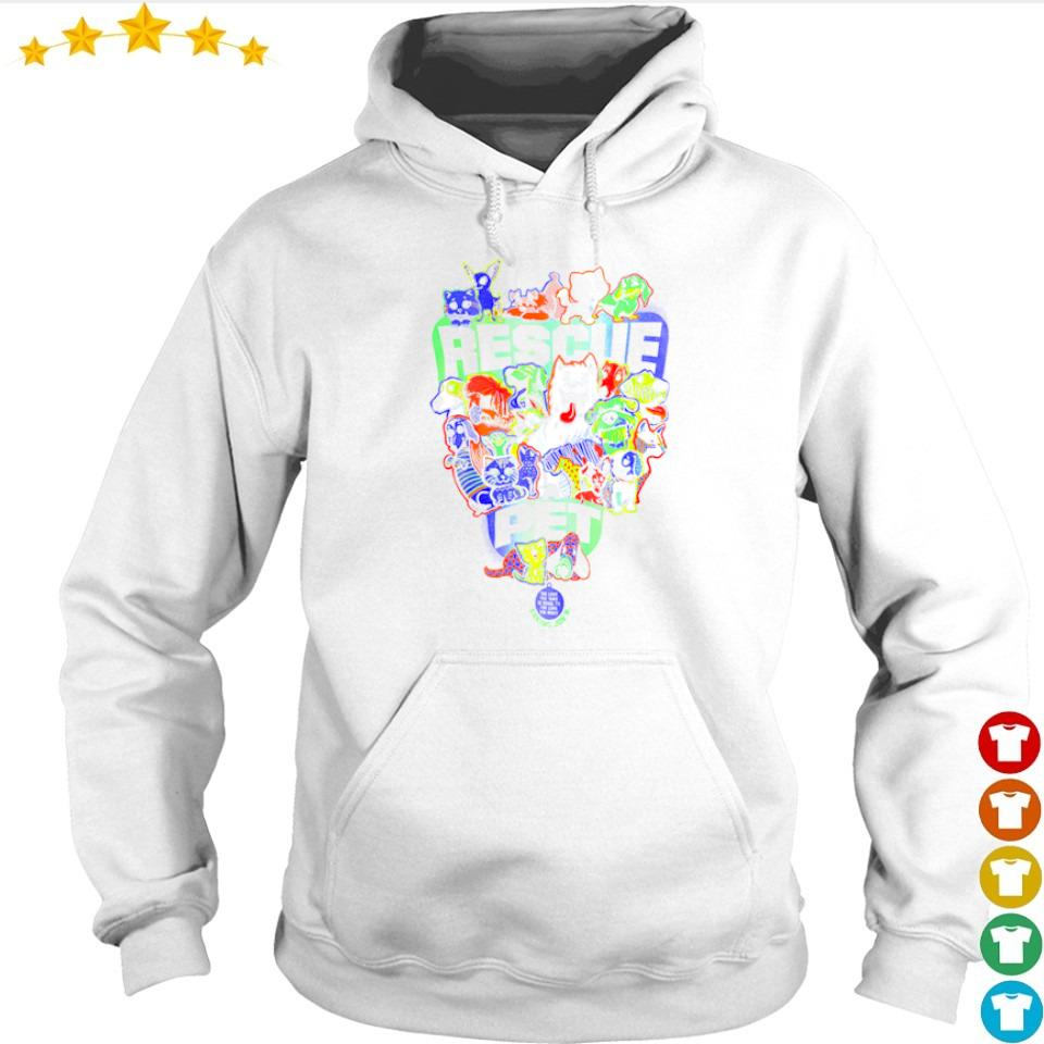 Official Heart Rescue pet s hoodie