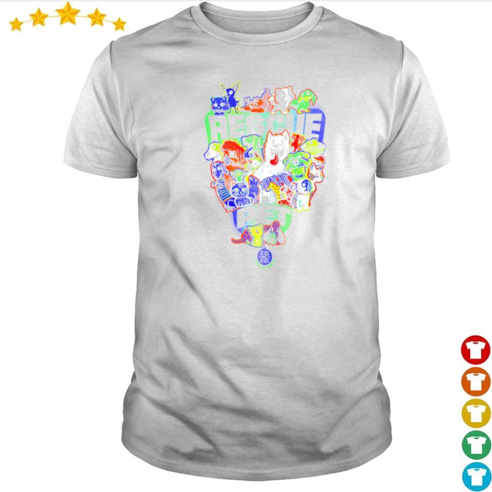 Official Heart Rescue pet shirt