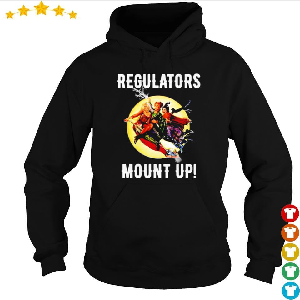Regulators mouth up Hocus Pocus s hoodie