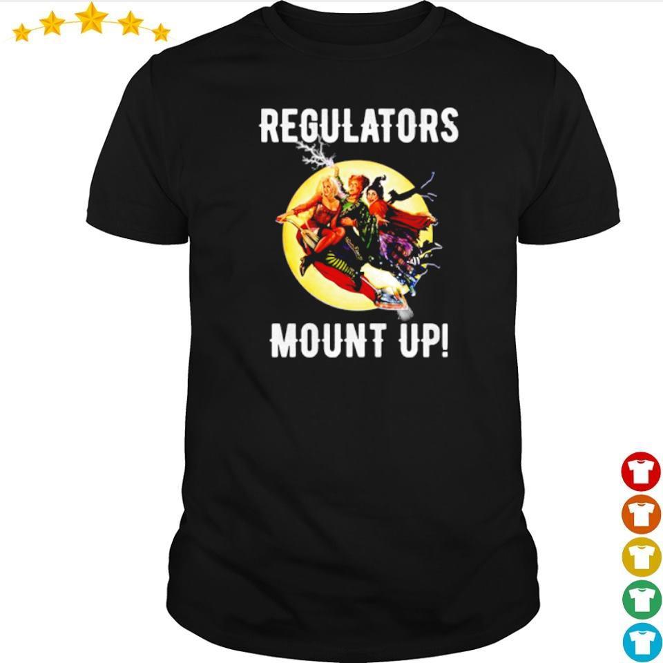Regulators mouth up Hocus Pocus shirt