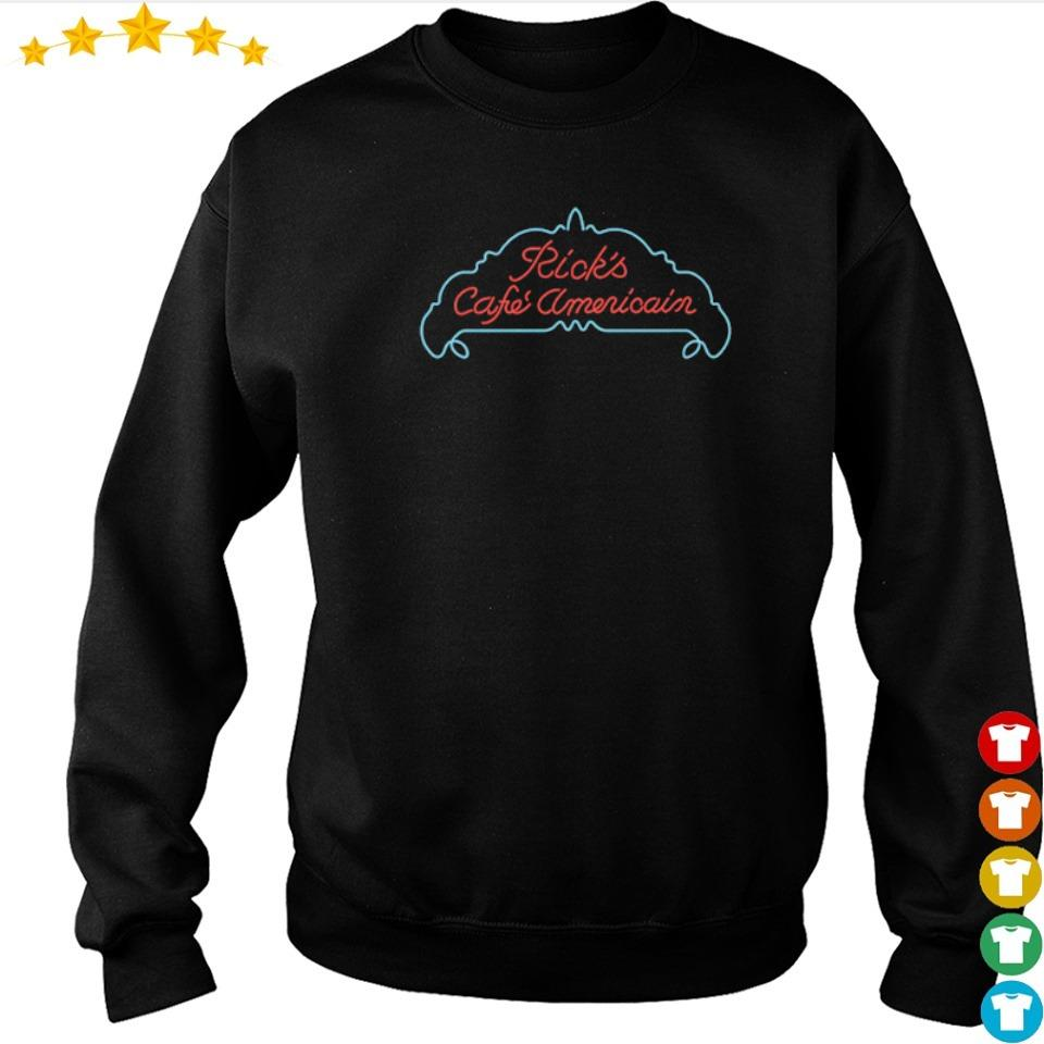 Ricks cafe Americain Casablanca s sweater