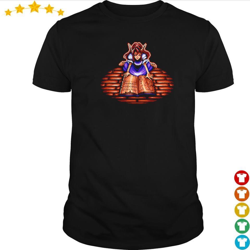 Shining Force's Simone shirt