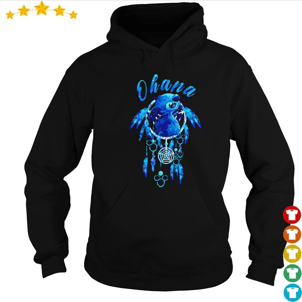 Stitch Ohana mean family s hoodie