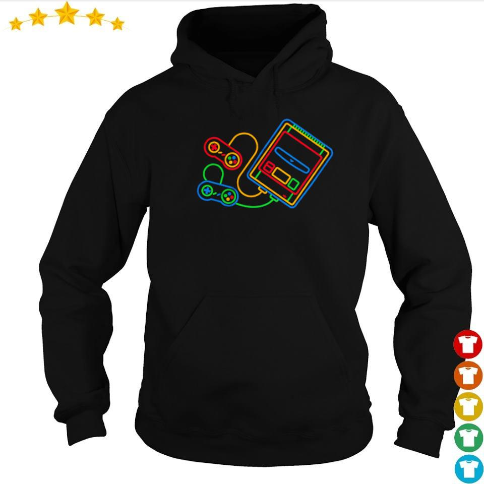 Super Family Computer Box s hoodie