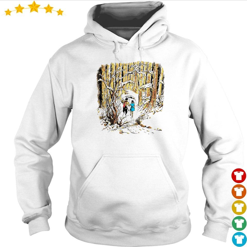 The Chronicles of Narnia Chilly Stroll s hoodie