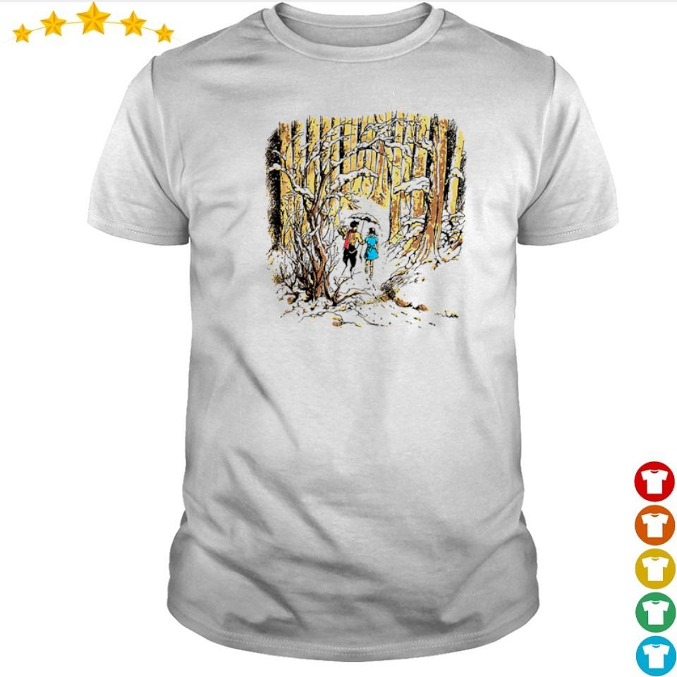 The Chronicles of Narnia Chilly Stroll shirt