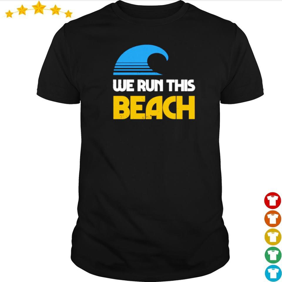 We run this beach shirt