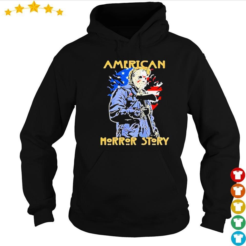 Jason Voorhees American Horror Story s hoodie