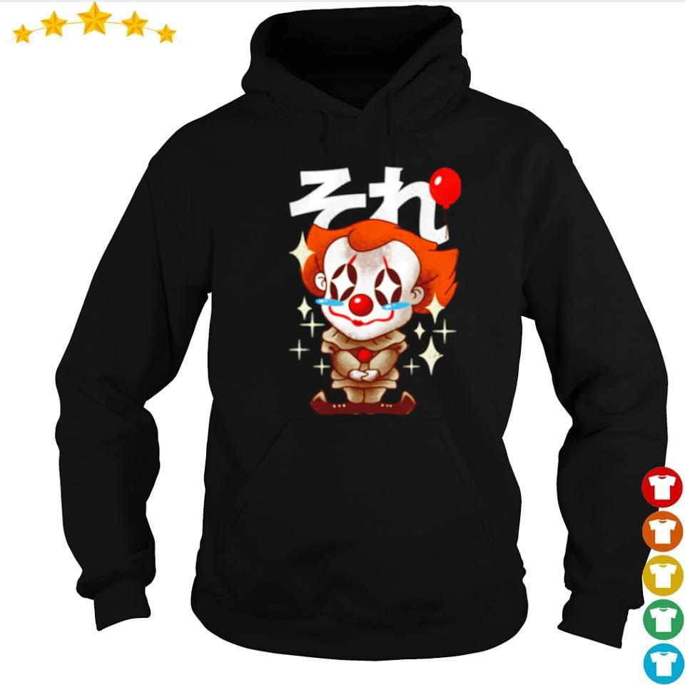 Cute chibi IT Pennywise s hoodie