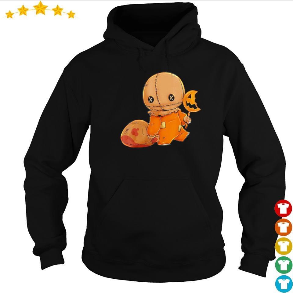 Cute Sam trick or treat happy Halloween s hoodie