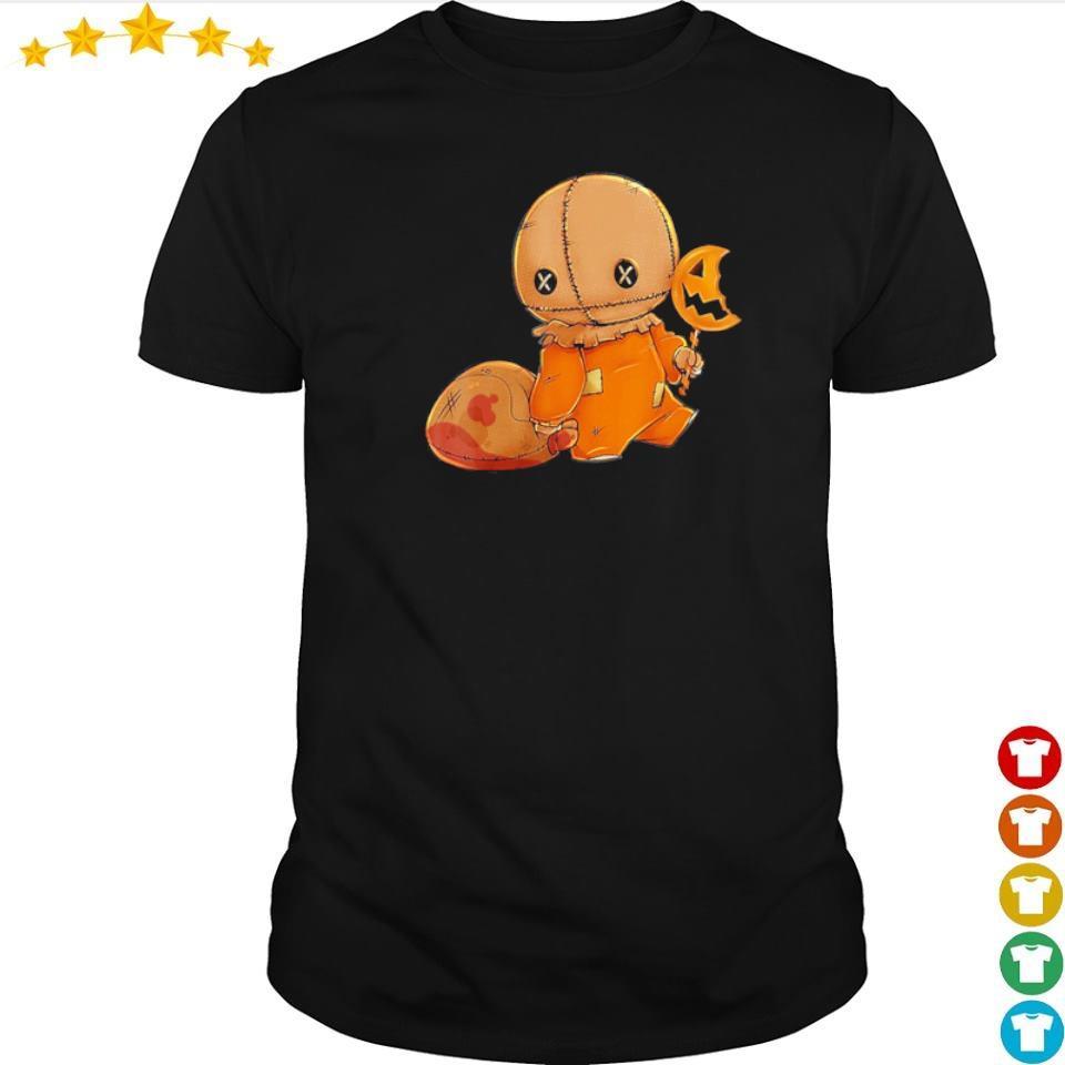 Cute Sam trick or treat happy Halloween shirt