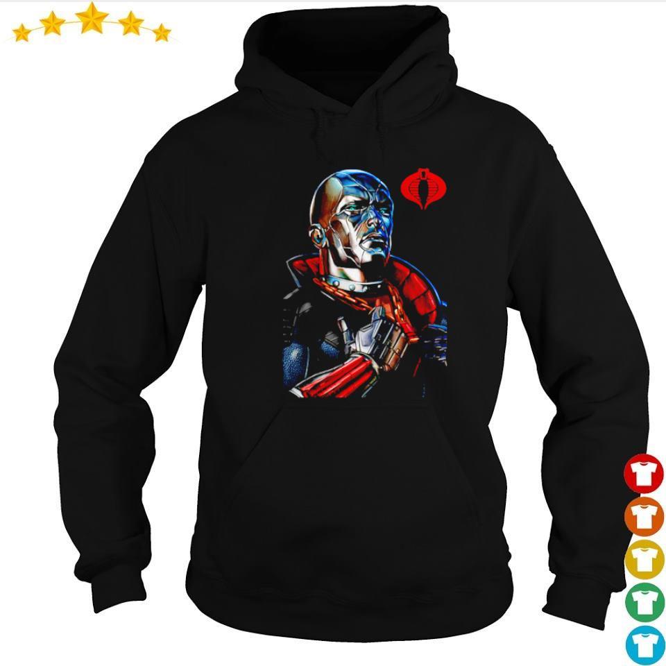 Destro classic pose GI Joe s hoodie