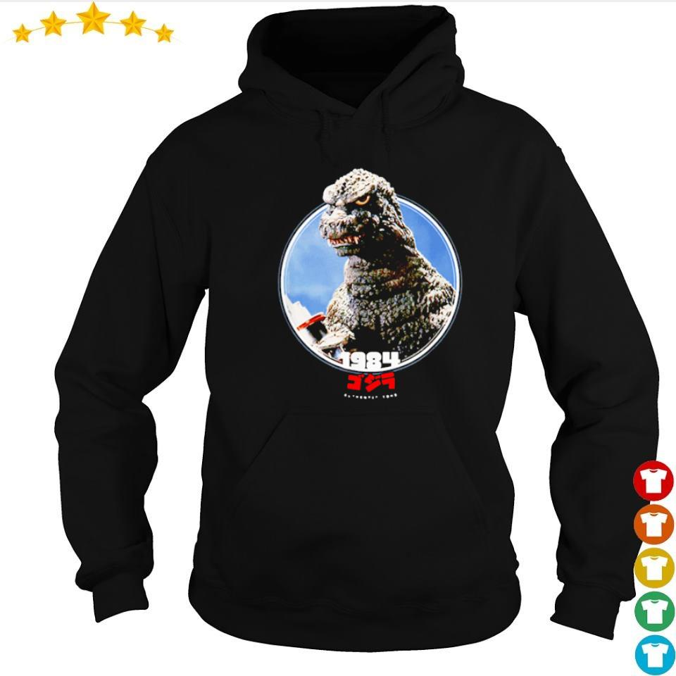 Godzilla 1984 the return of icons of Toho s hoodie