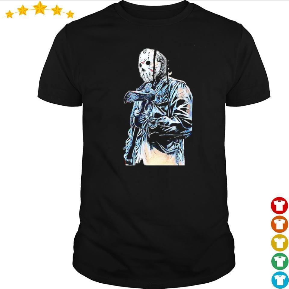 Jason Voorhees remember my axe shirt
