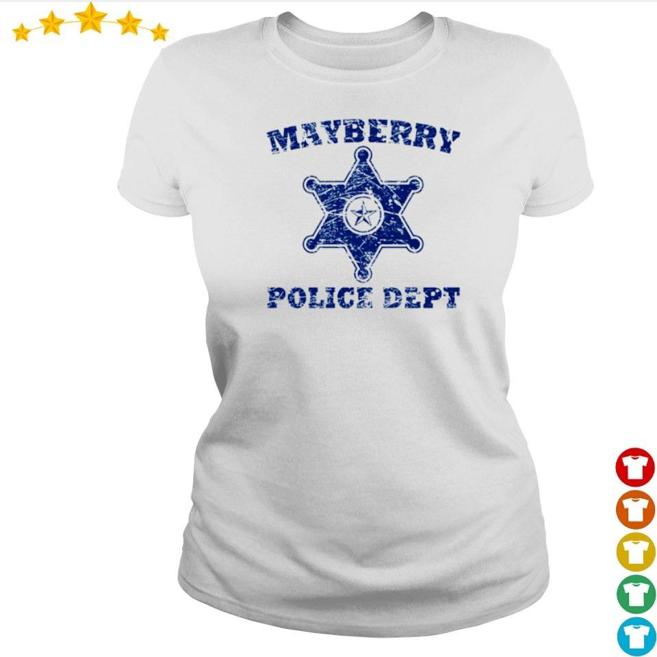 Mayberry police dept s ladies