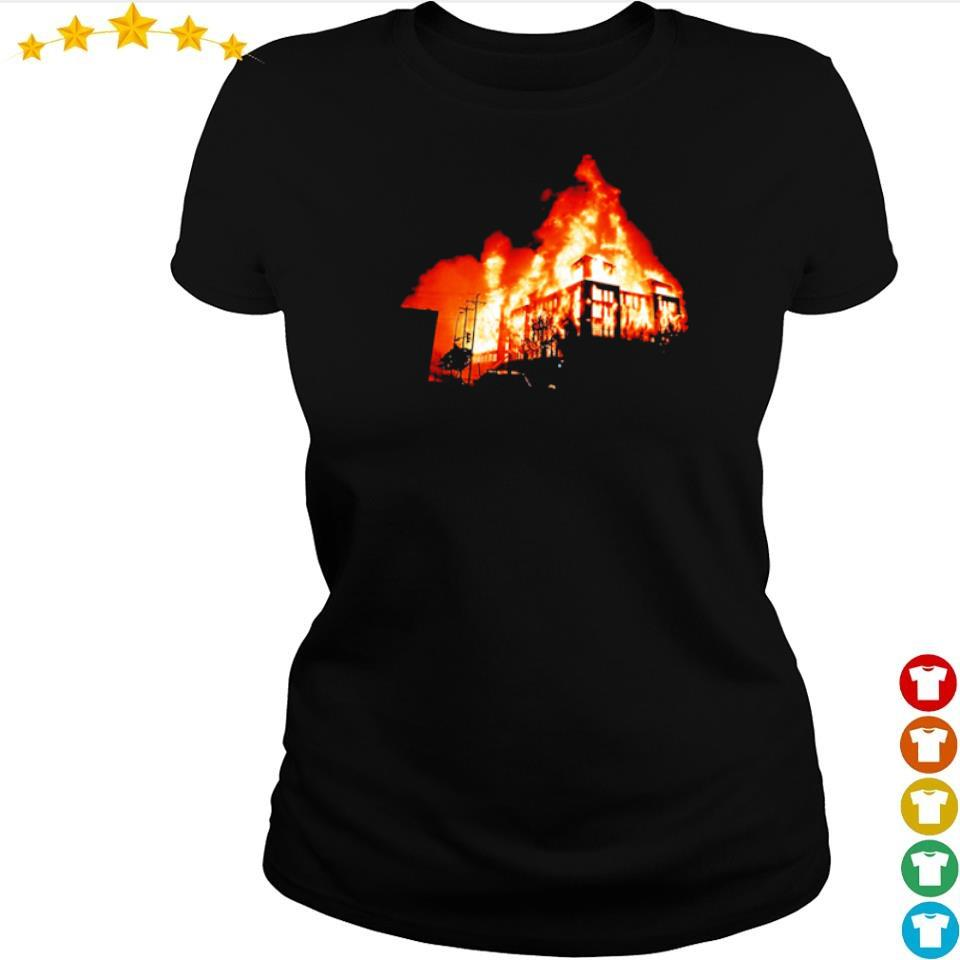 Official minneapolis police fire s ladies tee