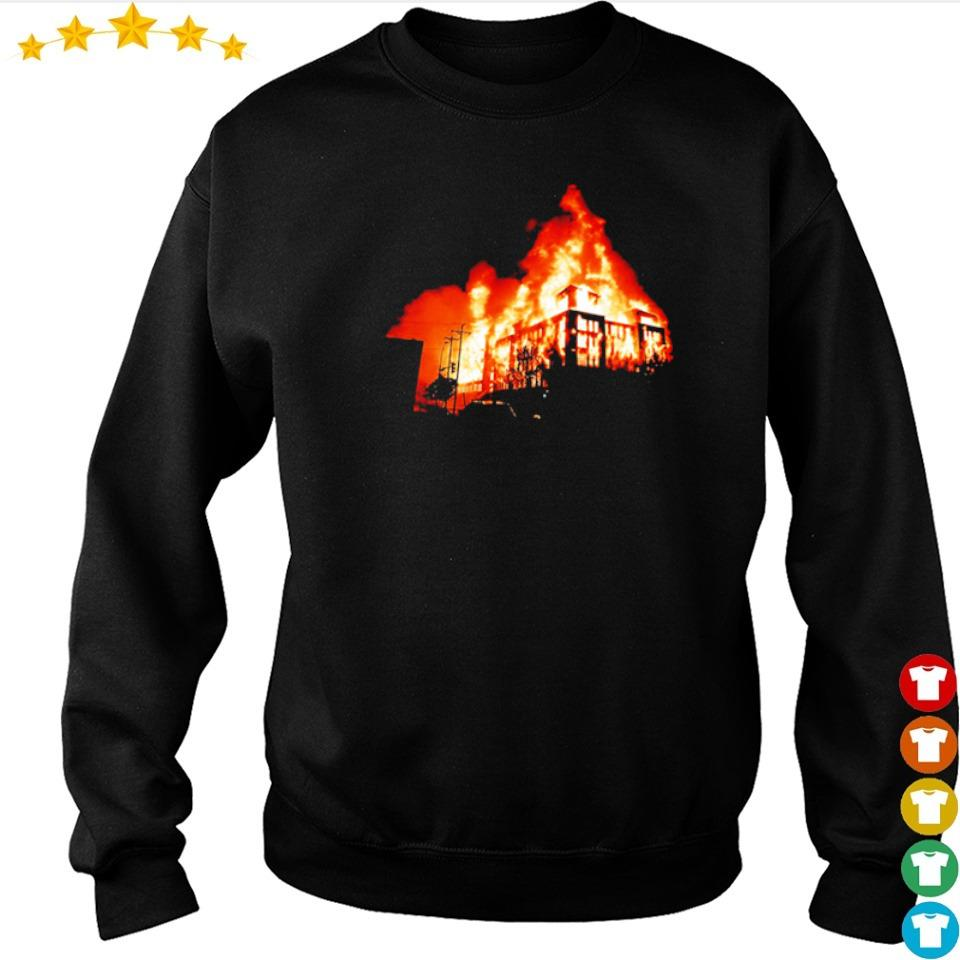 Official minneapolis police fire s sweater