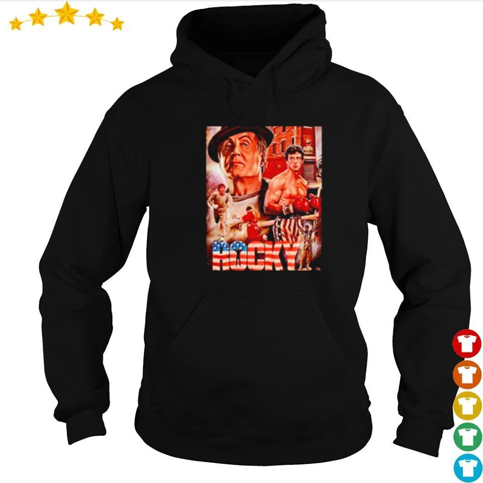 Official Rocky Balboa movie s hoodie