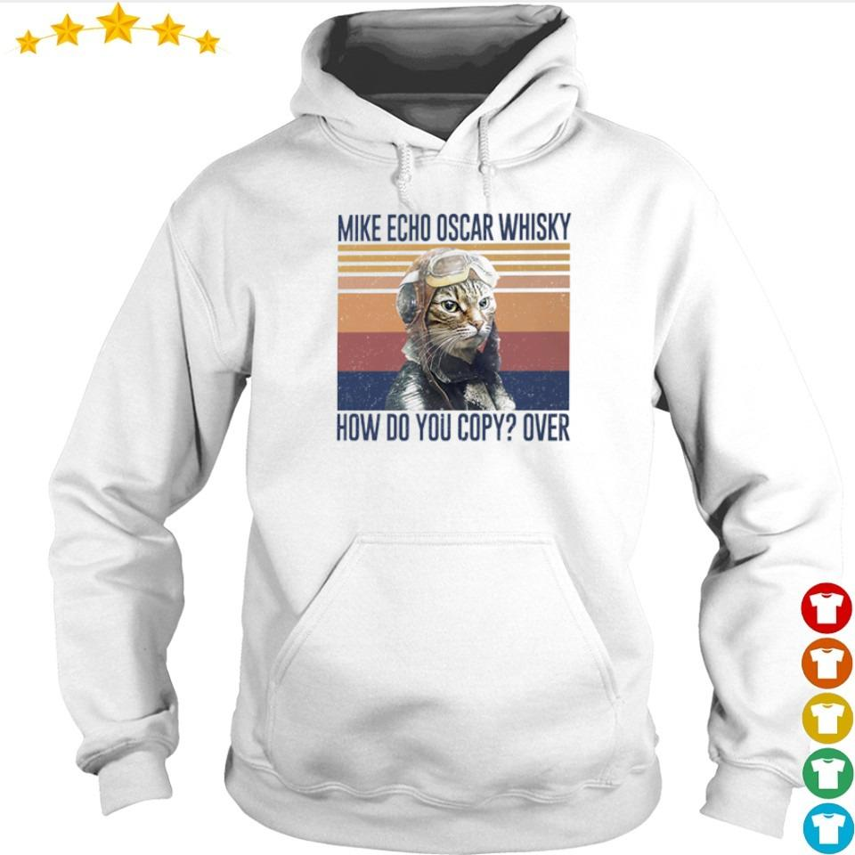 Pilot cat mike echo oscar whisky how do you copy over vintage s hoodie