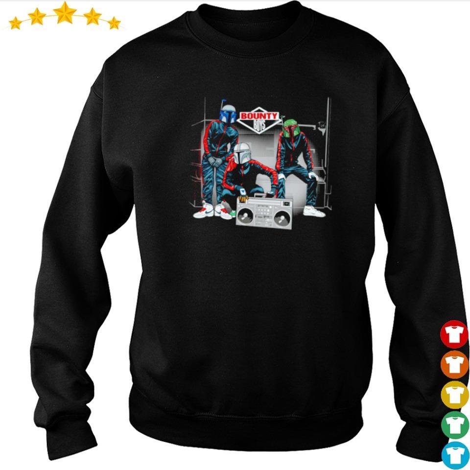 Star Wars Mandalorian the bounty boys s sweater