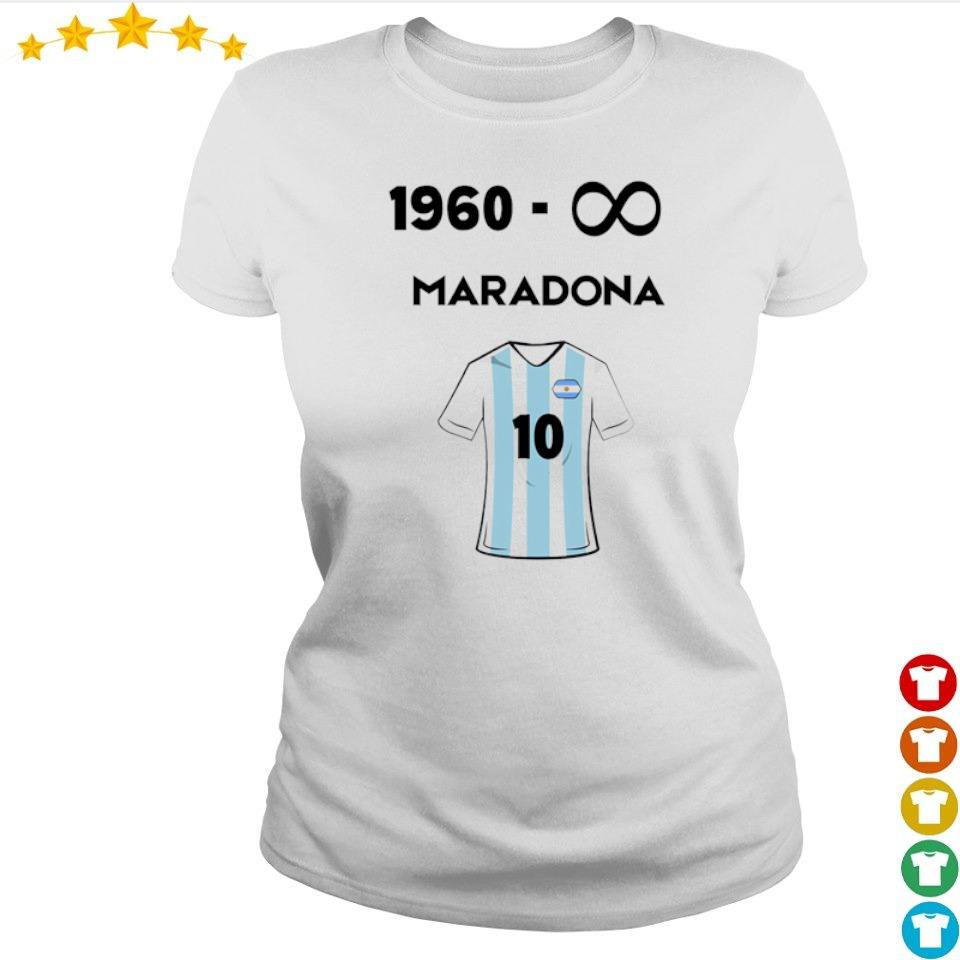 1960 - forever Maradona number 10 s ladies