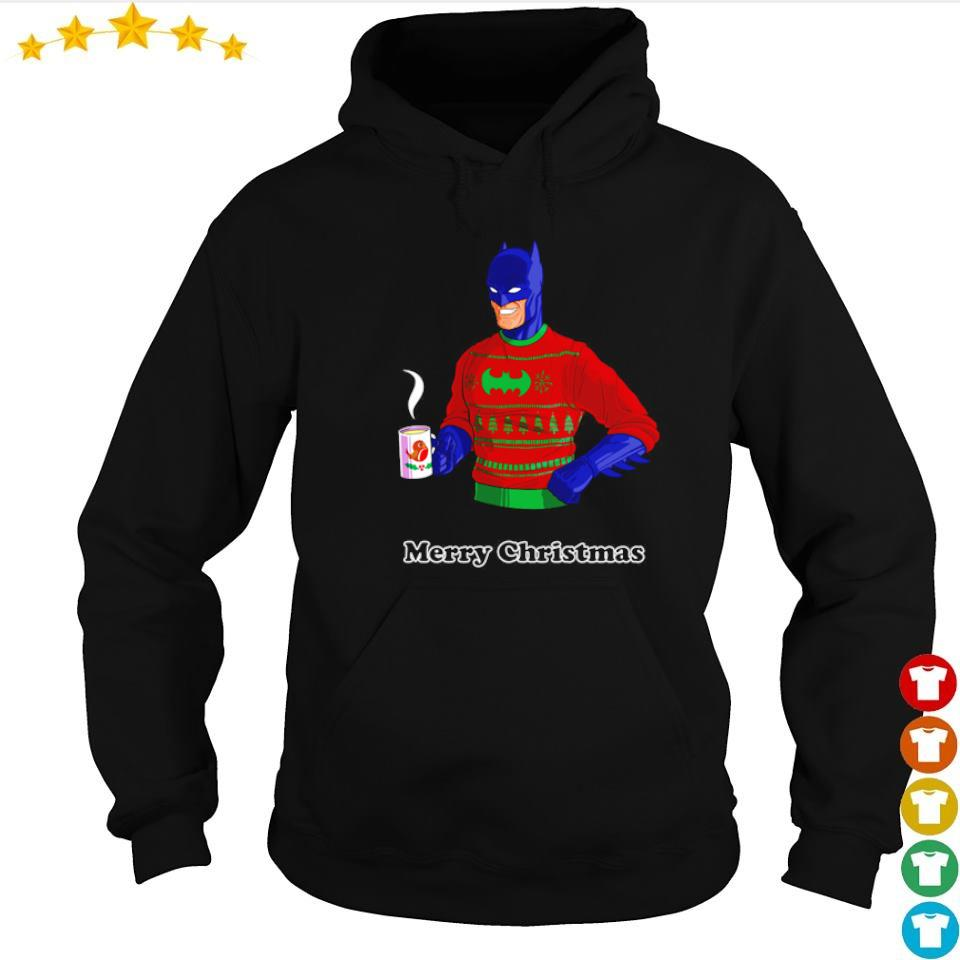 Awesome Batman merry Christmas s hoodie