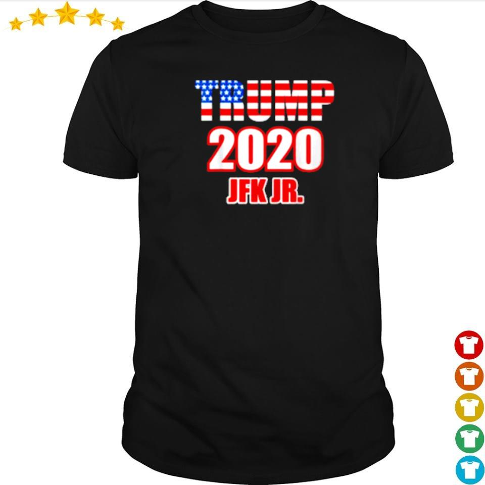 Donald Trump 2020 JFK JR shirt