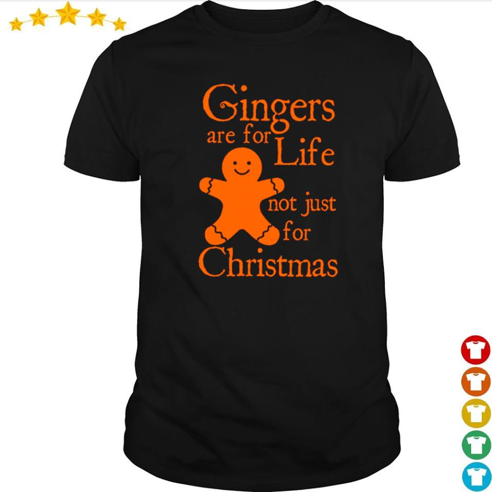 Gingers are for life not just for Christmas sweater