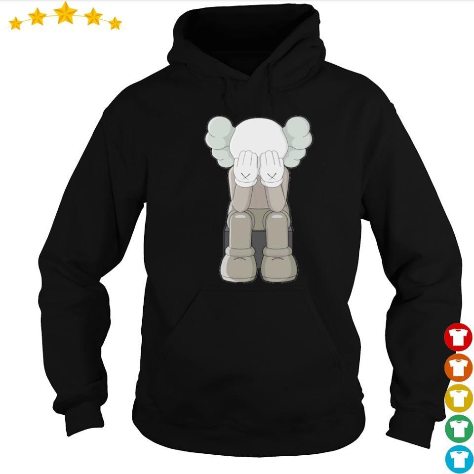 Kaws don't be sad 2020 s hoodie