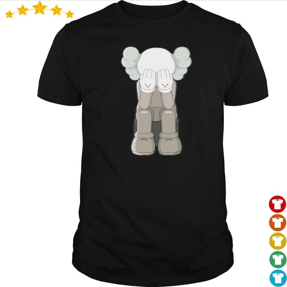 Kaws don't be sad 2020 shirt