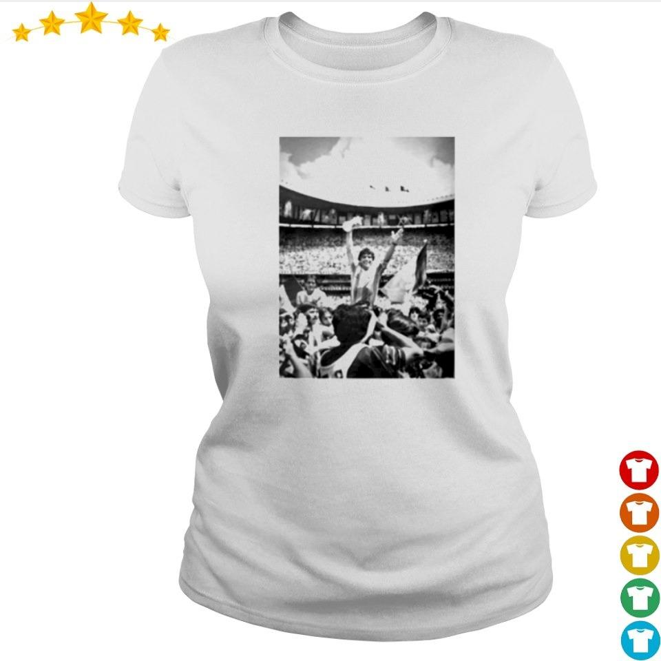 Maradona World Cup Champion in Mexico 1986 s ladies