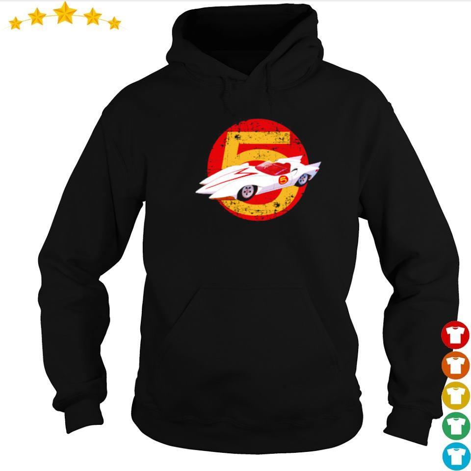 Official speed racer Mach 5 s hoodie