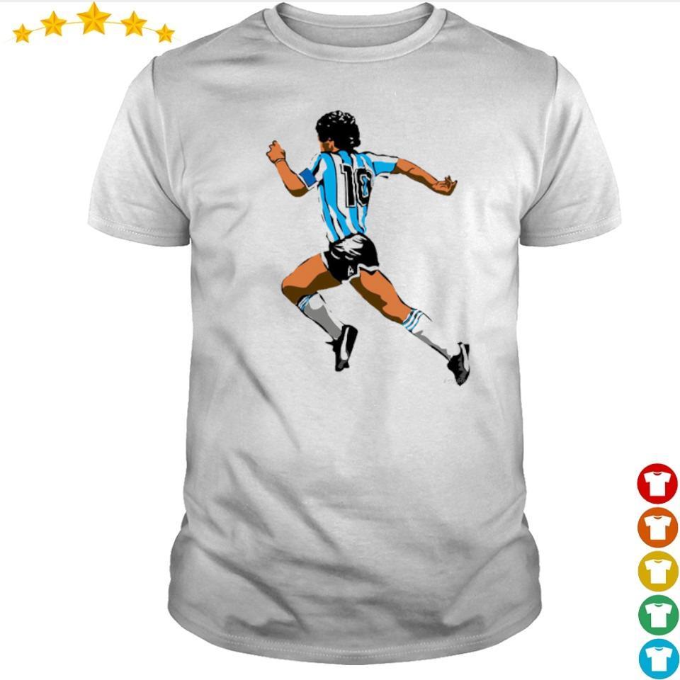 Rest in peace Diego Maradona shirt