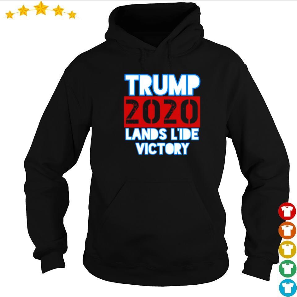 Trump 2020 lands l'ide victory s hoodie