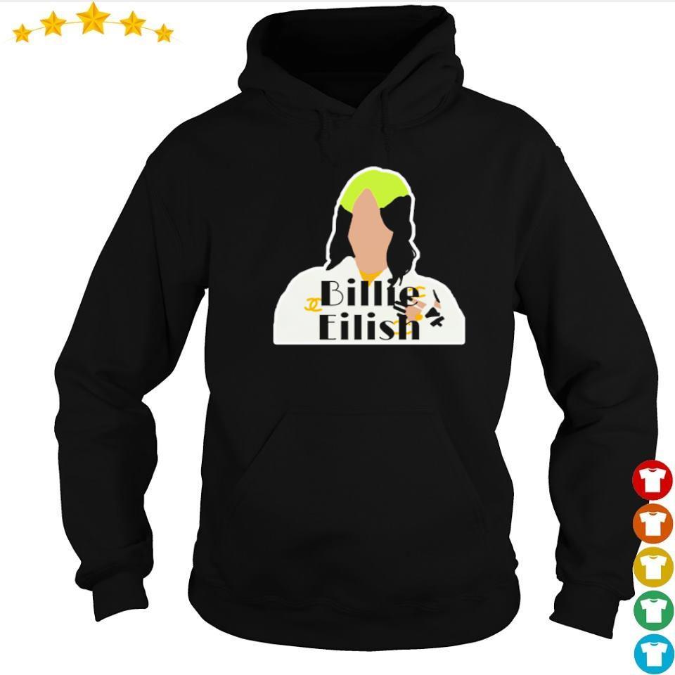 Awesome Billie Eilish art s hoodie
