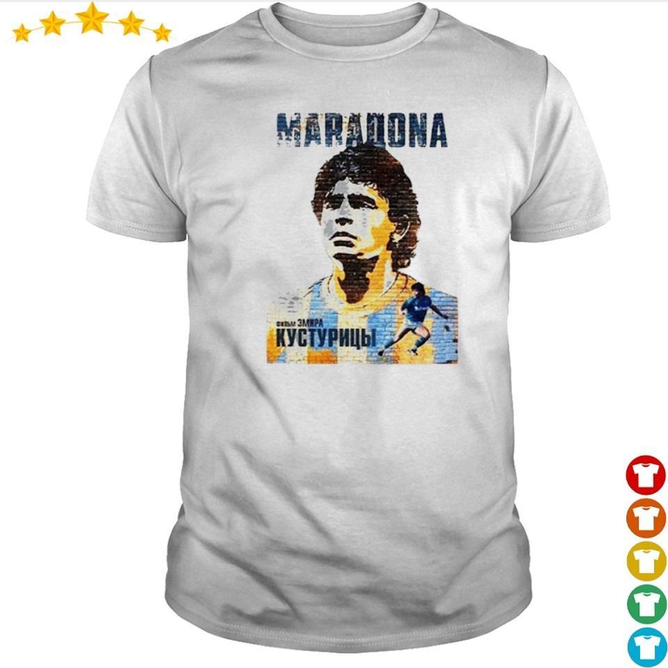 Legends never dies Argentina Maradona shirt