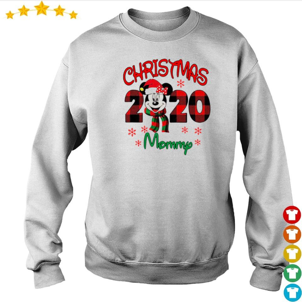 Mickey Mouse mommy merry Christmas 2020 sweater