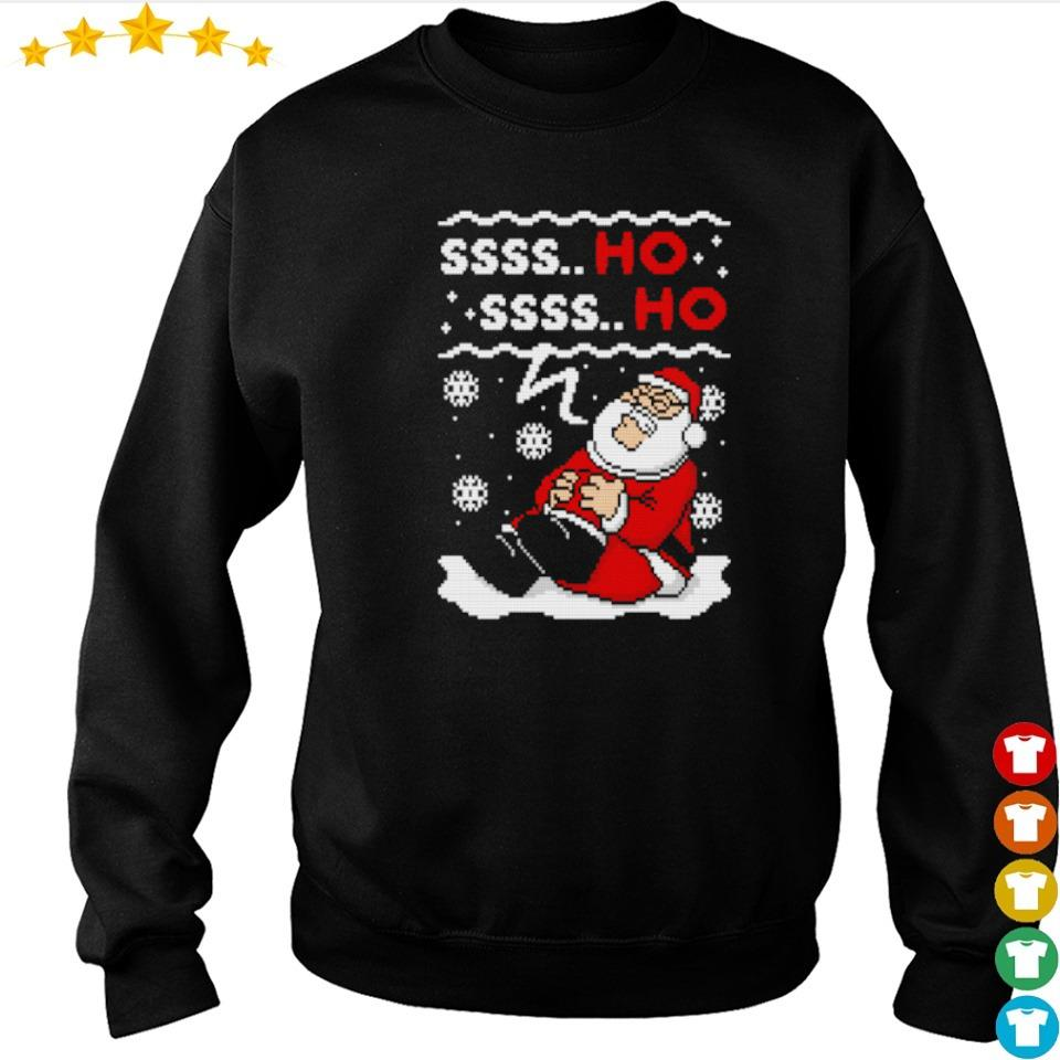 Peter Griffin ssss ho sss ho merry Christmas sweater