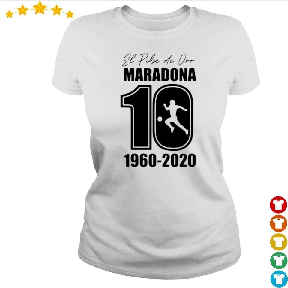 RIP El Diego Maradona number 10 1960 2020 s ladies